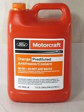 Motorcraft® Orange Antifreeze/Coolant  1 GAL (VC3DILB) 50/50 PREDILUTED