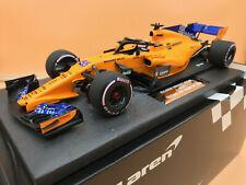 1/18 McLaren Renault MCL33 #55 Carlos Sainz Test Abu Dhabi MINICHAMPS 537183955