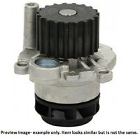 Brand New Water Pump For FORD C-MAX II 2.0 TDCi FOCUS III Turnier