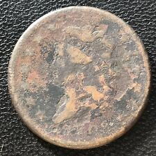 1808 Large Cent Classic Head One Cent 1c #6954