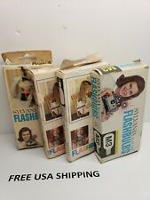 Vintage GE M3 Flashbulbs  CLEAR Camera Vintage Photography QTY 48.