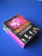 Topps ' Star Trek '  Bubble Gum Card  Shop Counter Display Box   1979