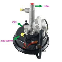 """7"""" Universal Remote Mount Vacuum Brake Booster  Mounting kit Drum braked vehicle"""
