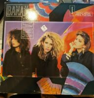BANANARAMA CANADA LP Vinyl NM Includes Poster