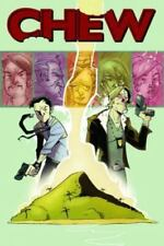 CHEW, Book 2 by Layman & Guillory, Image TPB, Free Shipping, Brand New!