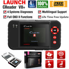 LAUNCH X431 VII+ CRP123 OBD2 Automotive Diagnostic Tool Engine ABS SRS Scanner