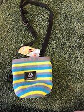 Evolv Knit Chalk Bag (Mako) With Belt New 10-4