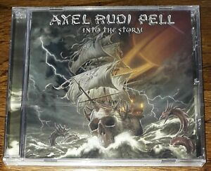 Axel Rudi Pell 'Into The Storm' CD (Hardrock/Heavy Metal) DE RAINBOW DEEP PURPLE