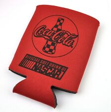 Coca-Cola Coke USA Koozie Cozy Can Glass Bottles Cooling Fan Insulating Cover -