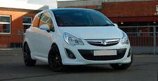 VAUXHALL Opel Corsa D SRI 3dr Kit Carrozzeria RESTAURO 2010-2014 anteriore/posteriore/lati NUOVO!