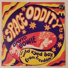 SP David Bowie – Space Oddity Original FRENCH single 1969 - RARE - 1er 45 tours