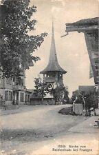 Switzerland Kirche von Reichenbach bei Frutigen 1949