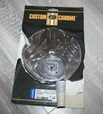 Custom Chrome Ace Metal Chrome  Air Cleaner Insert  AM-72