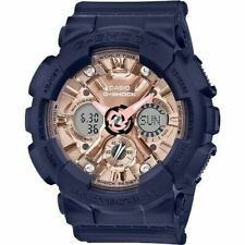 -NEW- Casio G-Shock Women's Analog / Digital Watch GMAS120MF-2A2