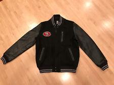 NWOT Nike Sportswear Custom San Francisco 49ers Destroyer/Bomber Jacket (Size L)