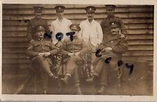 WW1 soldier group ASC Army Service Corps & Bedfordshire Yeomanry Woking 1917