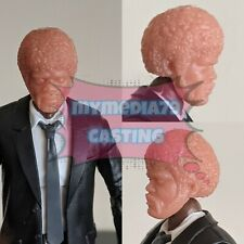 Marvel Legends Jules Pulp Fiction Sam Jackson Custom Head Sculpt Cast Nick Fury