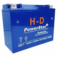 NEW Genuine PowerStar YTX24HL-BS Motorcycle Battery 12V 21Ah 402CCA AGM