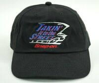 Snap-On Racing Black Blue Snapback Baseball Hat Cap 2001 Takin' It To The Street