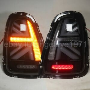 For Mini Cooper Clubman R55 R56 R57 R58 LED taillight 2007-2009 year Smoke black