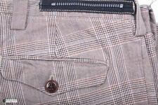 Jeans da uomo regolare HUGO BOSS marrone