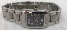 Victorinox Swiss Army Sapphire Crystal Stainless Case & Bracelet Watch