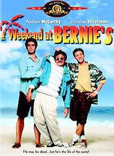 Weekend at Bernies (DVD, 2009) Andrew McCarthy, Jonathan Silverman ~ CULT COMEDY