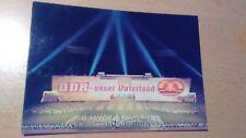 Schöne AK DDR Messestadt Leipzig Zentralstadion DDR unser Vaterland 1983