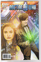 DOCTOR WHO #1 A, NM, Tardis, Amy, Time Lord, Sci-Fi, 2011, IDW, more DW in store