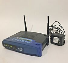 LINKSYS Wireless 2.4 GHz 54MBps Broadband Router