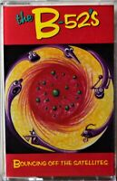 Cassette B-52's Bouncing Off the Satellites TESTED New Wave Summer of Love - Wig