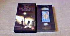 THE EXORCIST UK PAL VHS VIDEO Digital Stereo 2000 Linda Blair William Friedkin