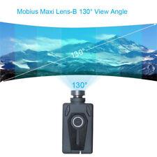 2.7K HD f/1.5 Mobius Maxi Lens B Camera Sports Recorder Gravity-sensor DashCam