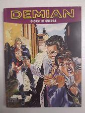 Demian n.16 anno 2007 Giorni di guerra / Bonelli fumetto