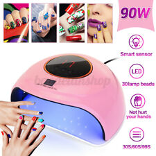 Professional Nail Dryer LED Lamp UV Light for Gel Polish Manicure Curing Machine