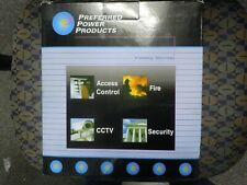 Preferred Power Products P3AC24-8-4L CCTV Power Supply - 24VAC, 8 Output, 4 Amp