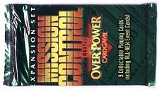 BOOSTER de 9 Cartes MARVEL MISSION CONTROL