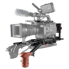 SmallRig Professionelle Run-N-Gun Kit für Sony PXW-FS7 / FS7II mit Schulter-Rig