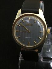 cornavin 17 jewels,rare USSR Watch Collectible,35mm Case Hand 🖐 Winding