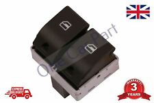 VW Polo 9N 2002-2009 Seat Ibiza Cordoba 6L2 Window Switch Driver Side RHD