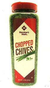 Chopped Chives 1.4oz (40g) Seasoning Spice Cebollines Picados Potato Soup