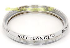 Voigtlander 317/41 ar 40.5 mm UV Filtro Para Zeiss Biogon 1:4 .5 F = 21 mm Biotar 58 mm