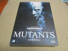 "DVD ""MUTANTS"" Helene DE FOUGEROLLES / horreur"