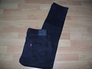 LEVI 511 MENS STRETCH JEANS  SIZE 33 INS  (NOW REDUCED)