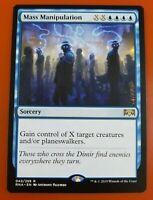 Ravnica Allegiance MTG Magic Mass Manipulation NM Rare