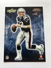 2008 SCORE - TOM BRADY - DONRUSS DECALS SP #1 INSERT PATRIOTS G.O.A.T $$$$