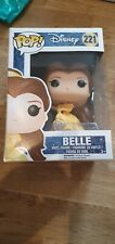 Funko POP! Belle #221 Disney Beauty and the Beast Vinyl Figure