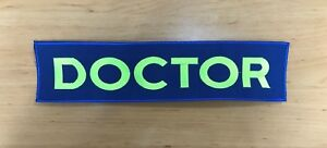 DOCTOR Badge Large