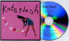 KATE NASH Fri-end 2013 UK 1-track promo CD