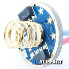 17mm 2.2A CC 4.2V - CREE LED Flashlight Driver 7135 x 6 Circuit Board